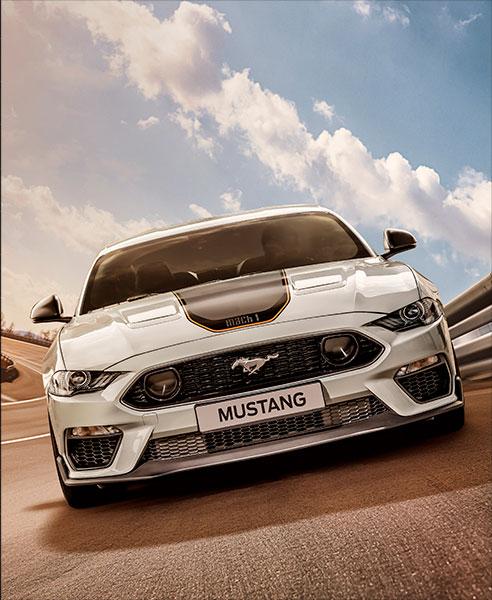 Ação limitada a 300 unidades do Mustang Mach 1 para os primeiros clientes que escanearem o NFC e confirmarem o interesse atravésda Concierge. Período de pré-reserva de 16/04 até 30/04/2021. O horário de atendimento da Concierge Mustang será realizadode segunda-feira à sexta-feira das 9h às 18h.